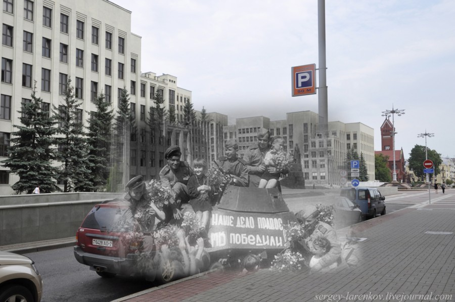 40.Минск 1945-2013 ПобедаSL