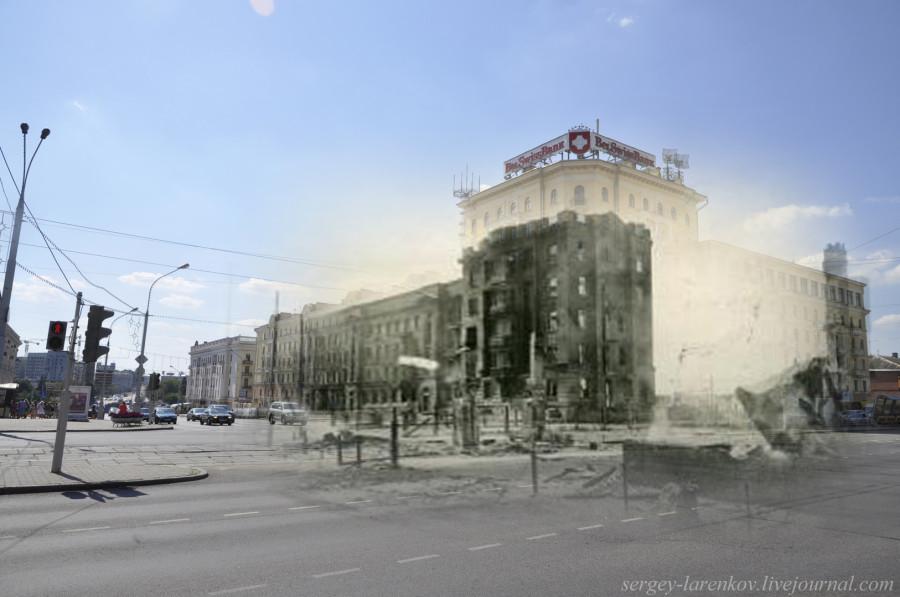 35.Минск 1944-2013 Проспект Независимости 39SL