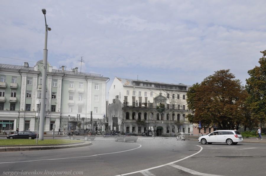 27.Минск 1943-2013 площадь МясниковаSL