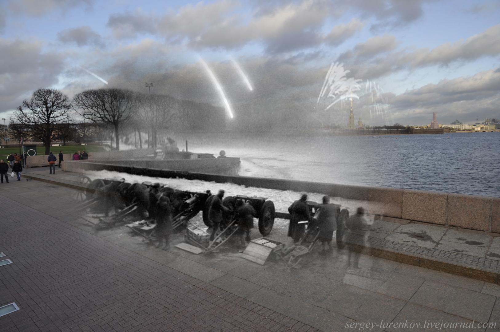 271.Ленинград 1944-2013. Салют