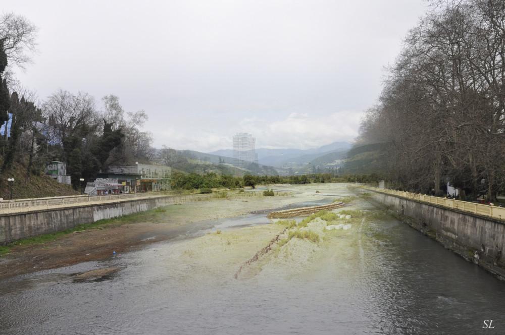 Сочи набережная с моста 01SL
