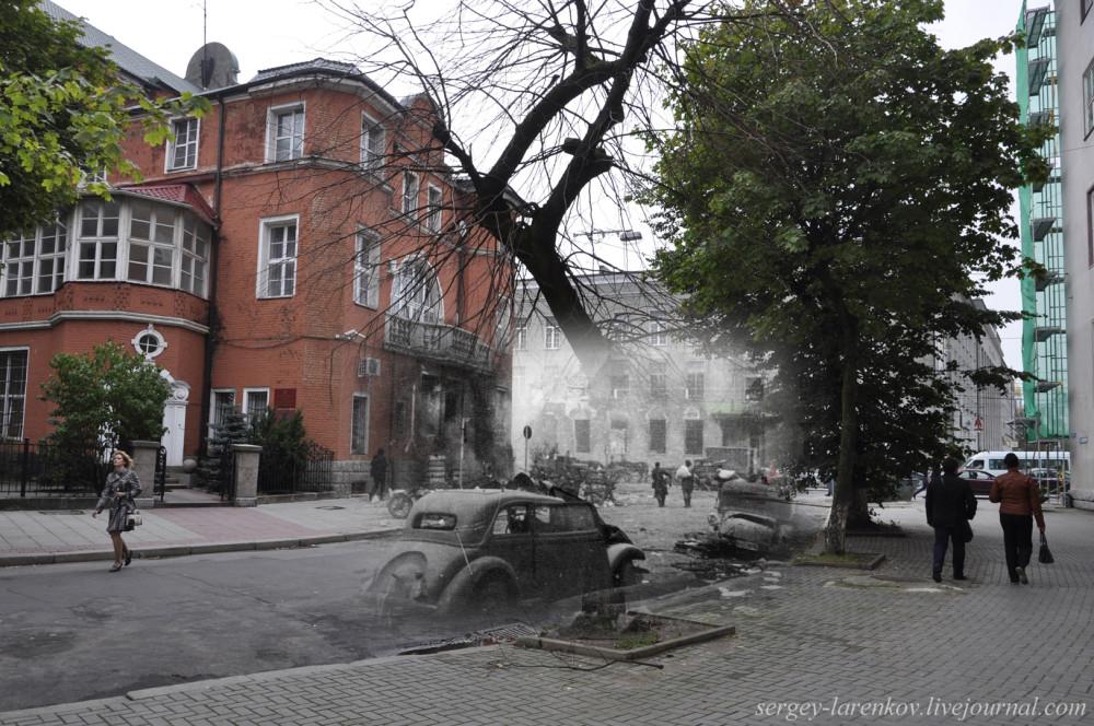 Калининград Гендельштрассе