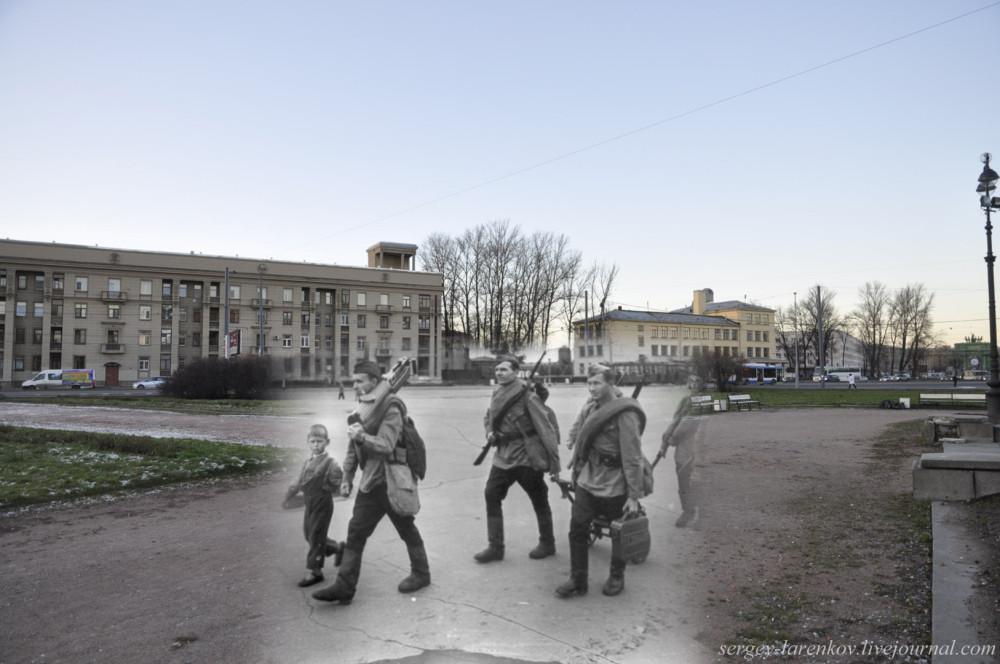 293.Ленинград 1941-2013SL