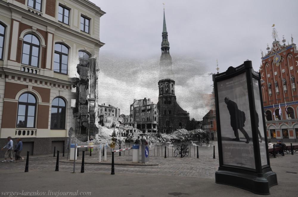 10.Рига 1941-2013 разрушения SL