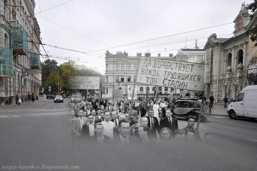 39.Рига 1940-2013 Сталин SL
