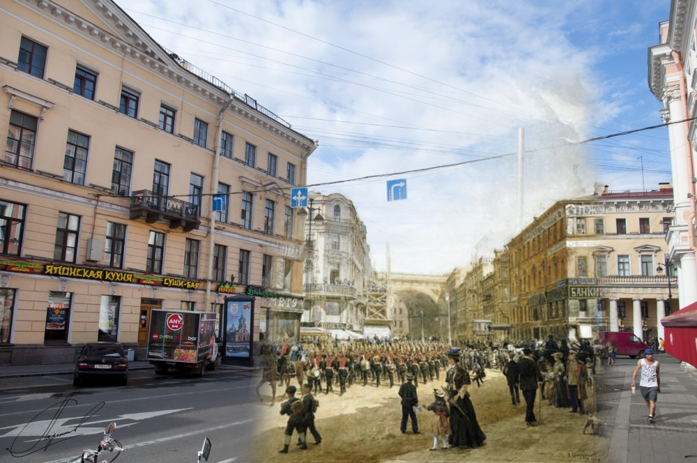 14.Большая Морская улица, Беггров Александр Карлович, 1903