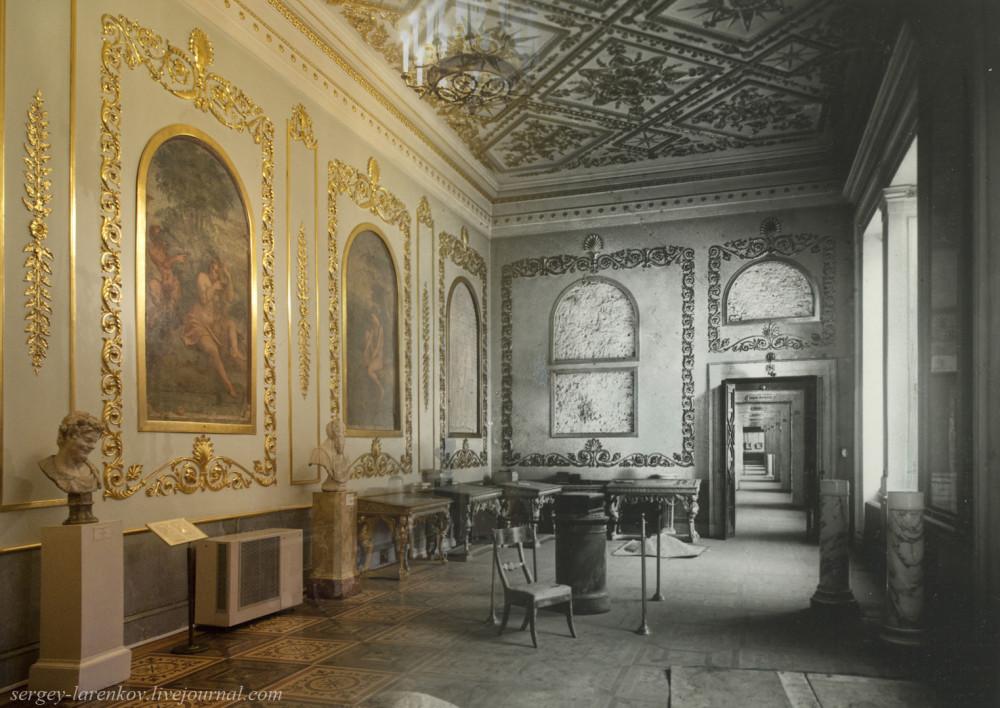 Ленинград 1941-Санкт-Петербург 2015 Зал 230 Итальянский кабинет