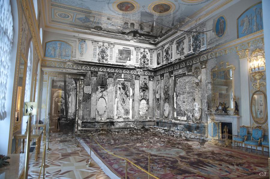 Екатерининский дворец. Арабесковый зал СЛ.jpg
