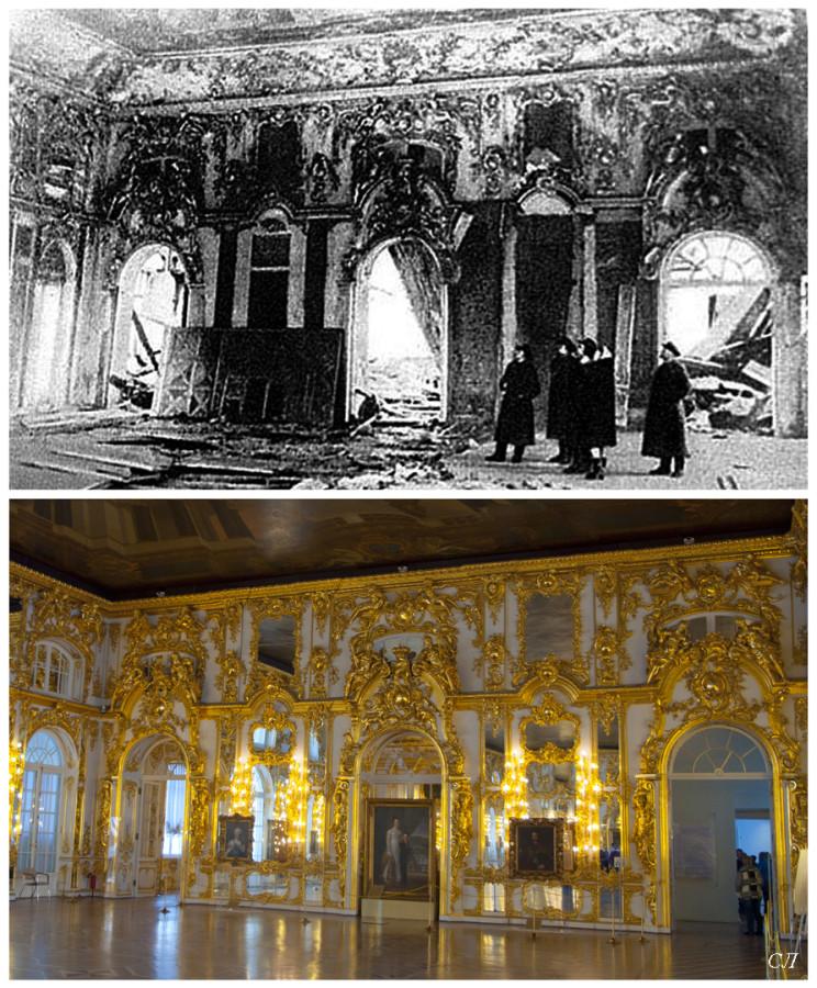 Екатерининский дворец. Большой зал  01сравнение СЛ.jpg