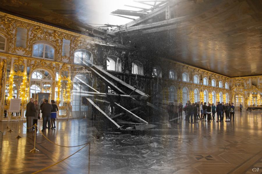 Екатерининский дворец. Большой зал  02 СЛ.jpg