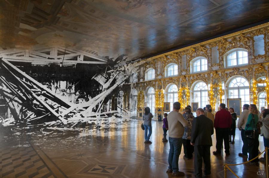 Екатерининский дворец. Большой зал  04СЛ.jpg