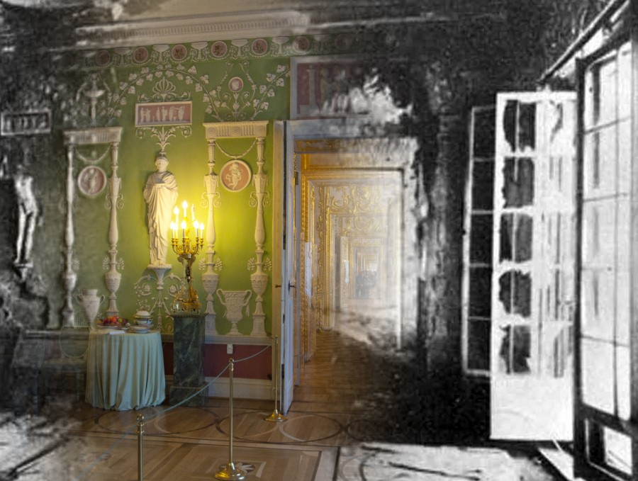 Екатерининский дворец. Зеленая столовая 03 СЛ.jpg