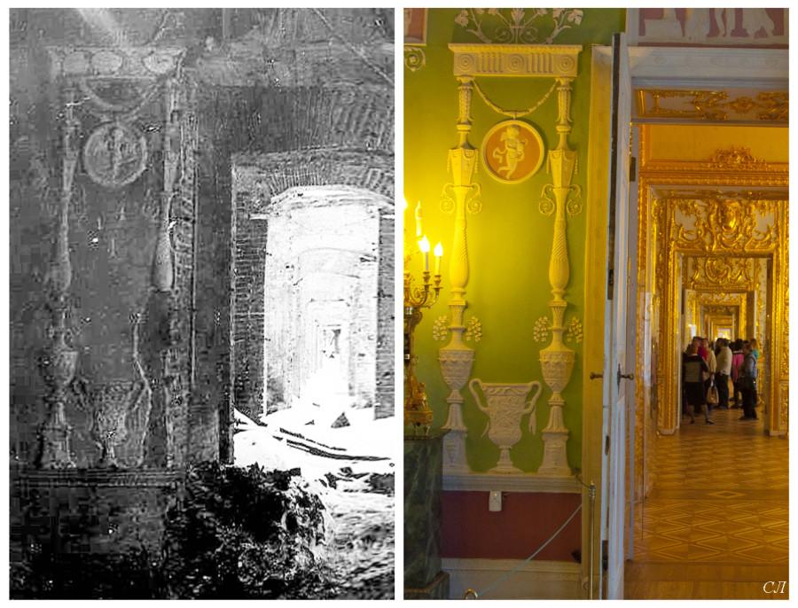 Екатерининский дворец. Зеленая столовая Анфиллада01сравнение СЛ.jpg
