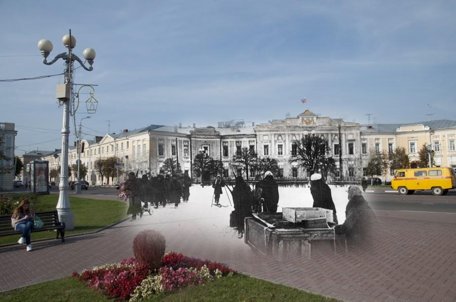 Калинин 1941-Тверь 2016  Возвращение жителей.jpg