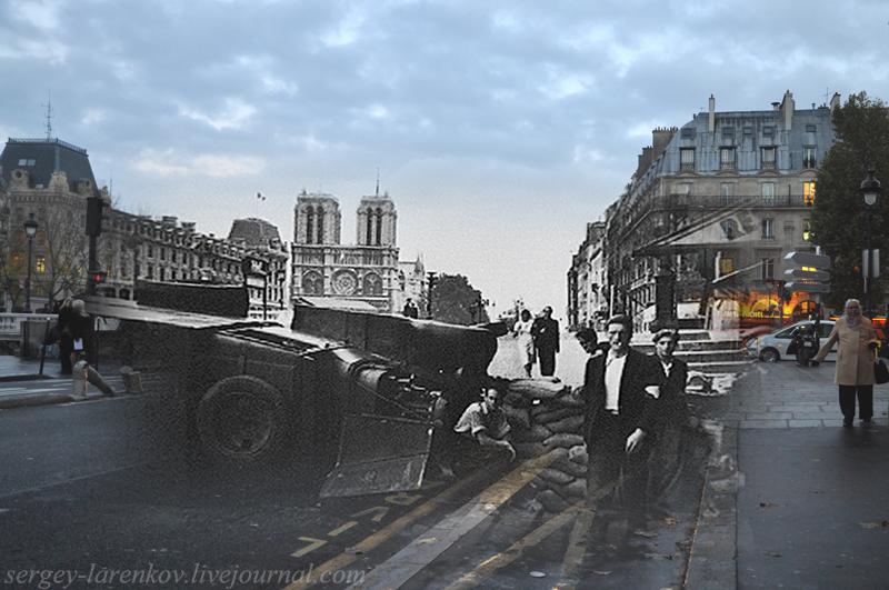 Париж 1944 2010 парижское восстание