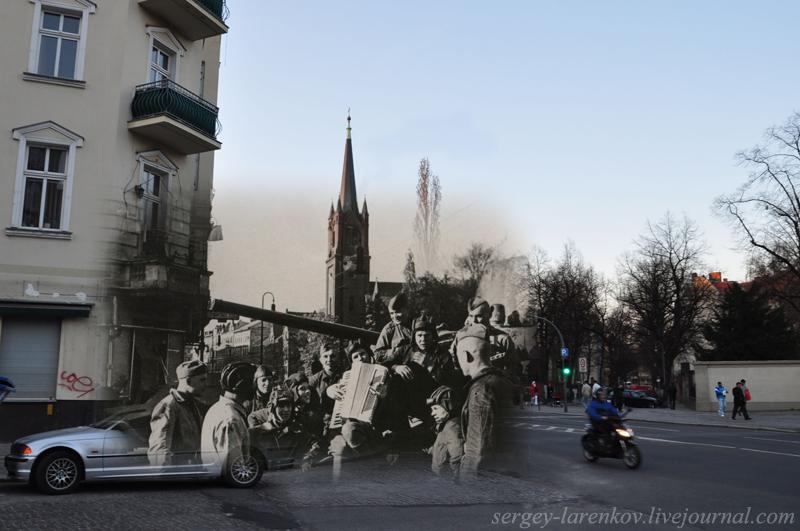 Berlín, regreso a 1945