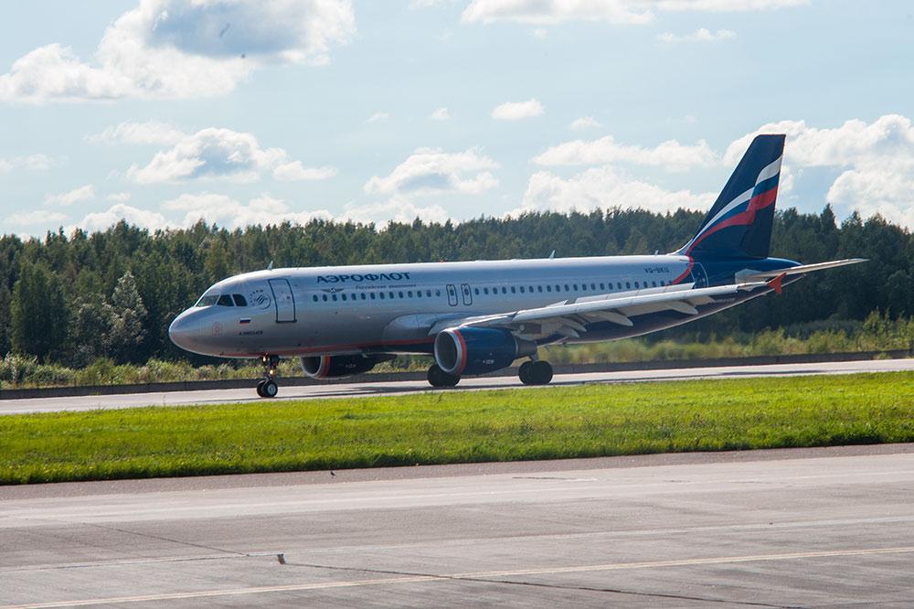 Летний споттинг в Пулково 2016