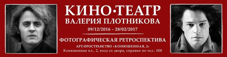 Выставка Валерия Плотникова