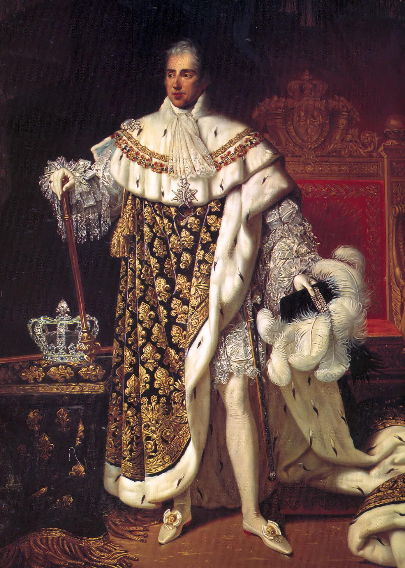 Портреты королей картинки