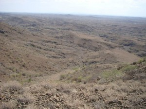 55 вид с пункта наблюдений на юго-запад