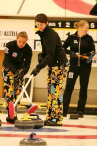 Матч за третий приз SLCC-2012.