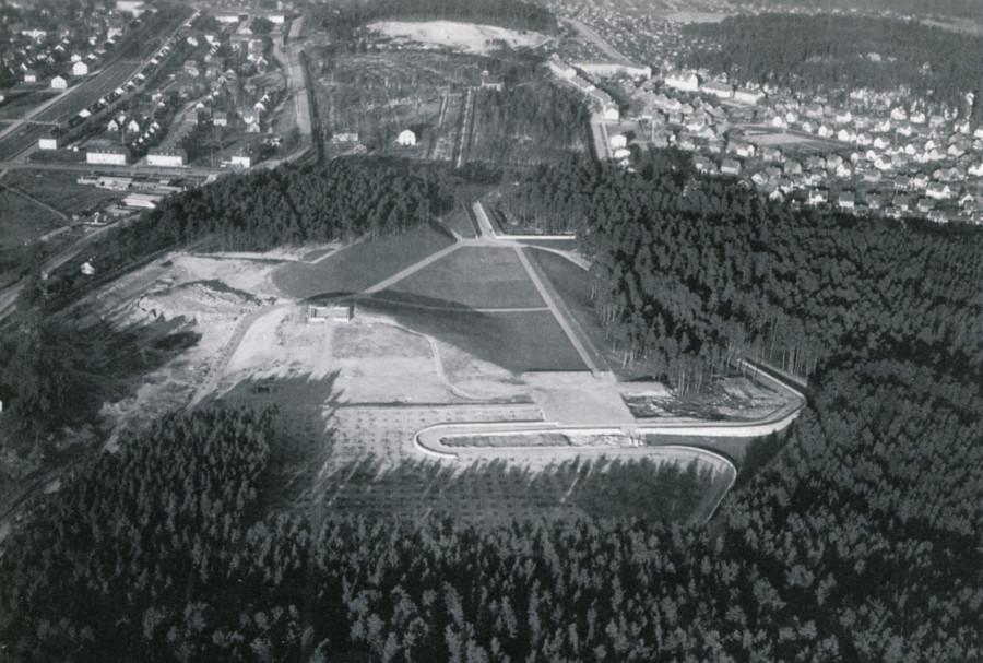 Skogskyrkogården_1930