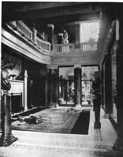 yerkes entrance hall