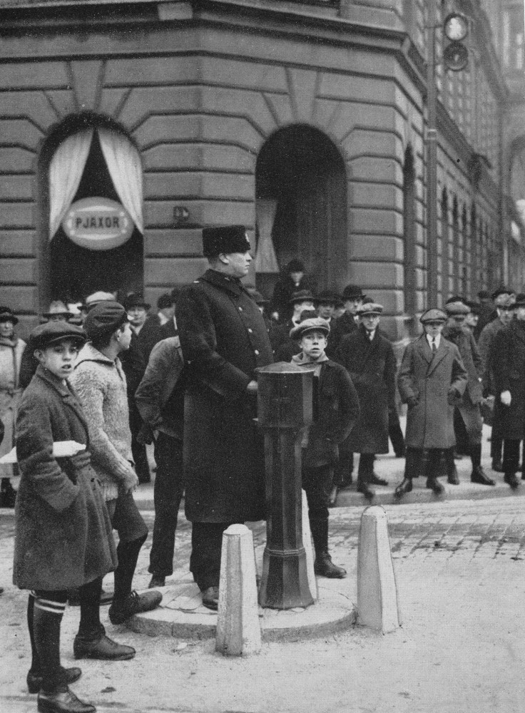 Trafiksignal_Vasagatan_1925