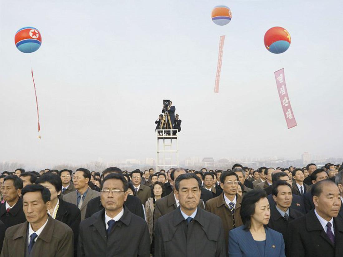Северная Корея без политики