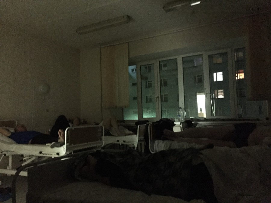 фото палаты больница