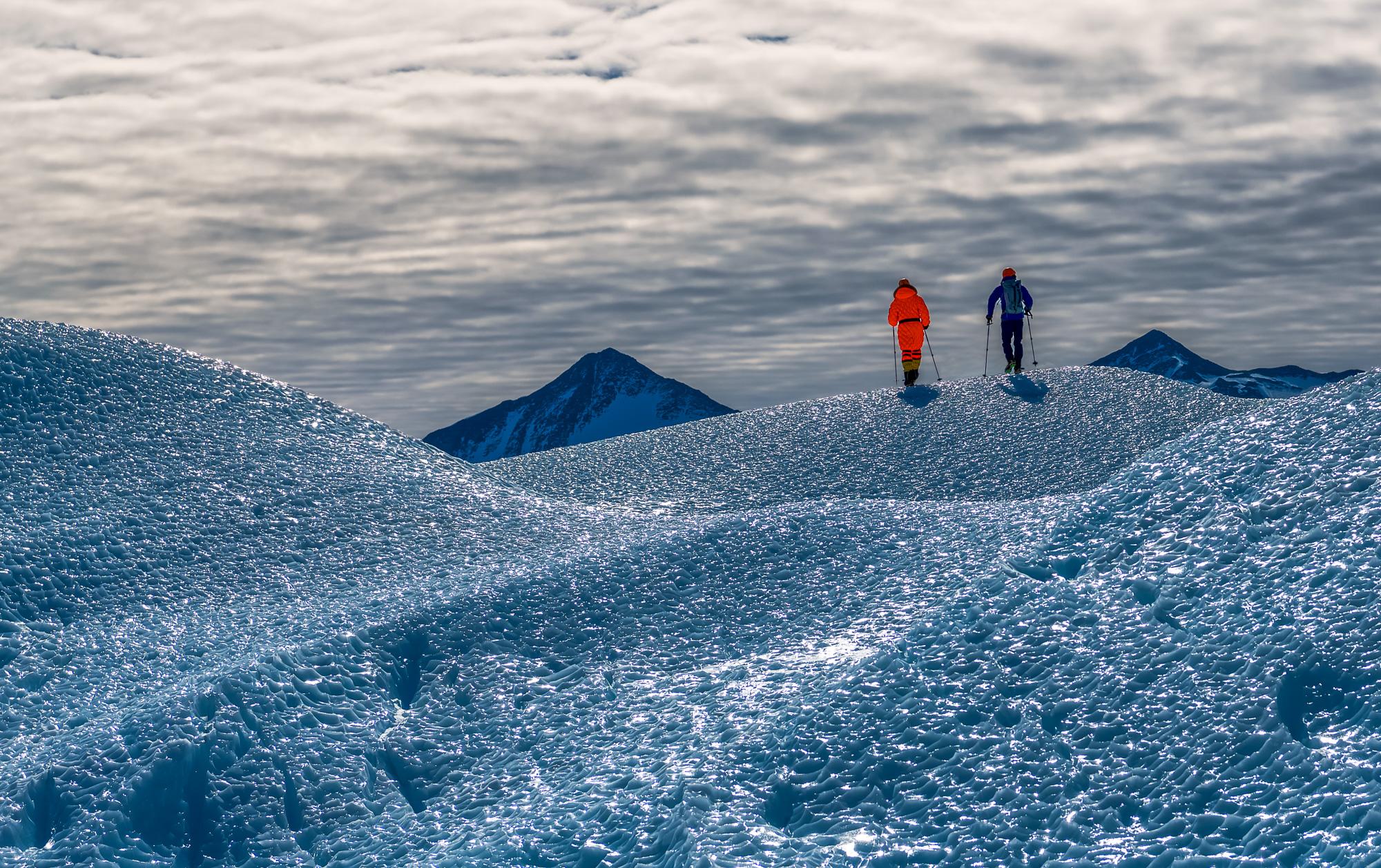 Самый древний лед на планете