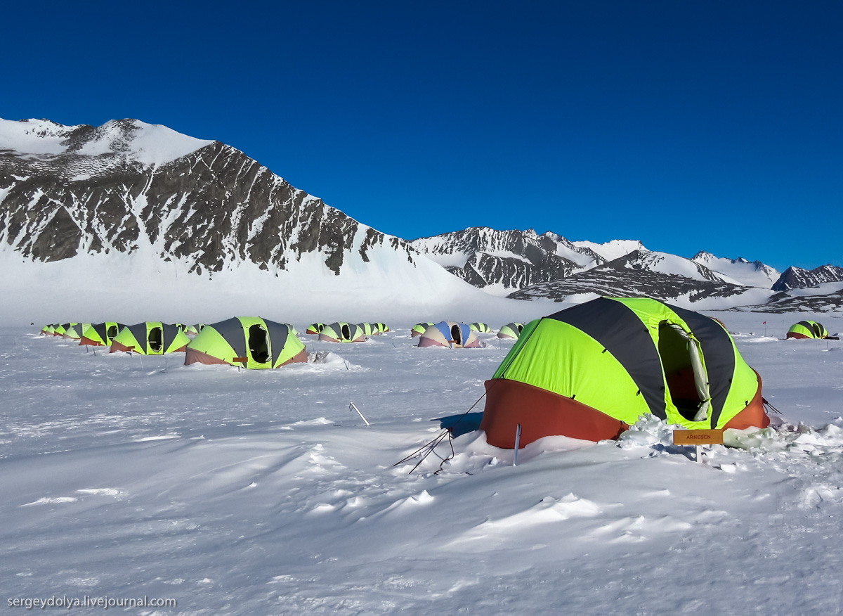 Как устроен туалет в Антарктиде