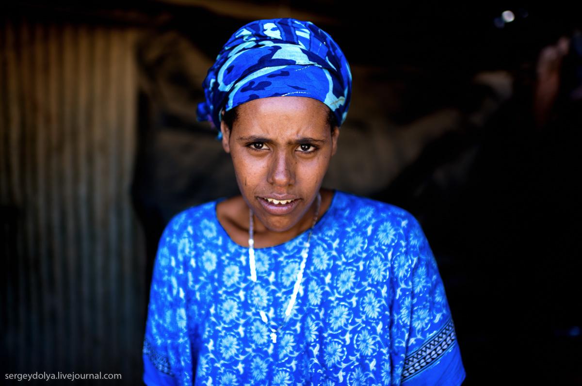 Эфиопки