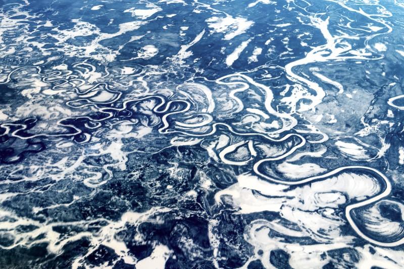 Вертлявые реки