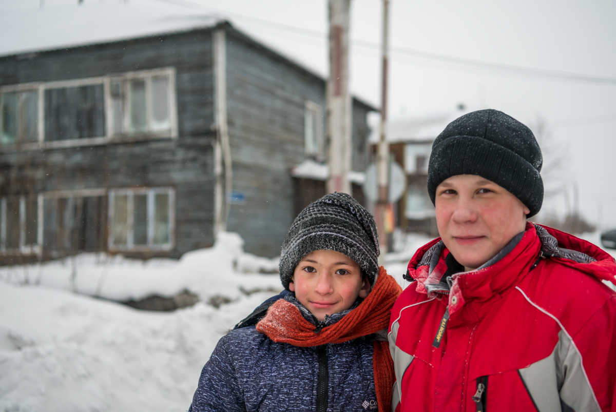 Зырянка - продвинутый поселок на Колыме