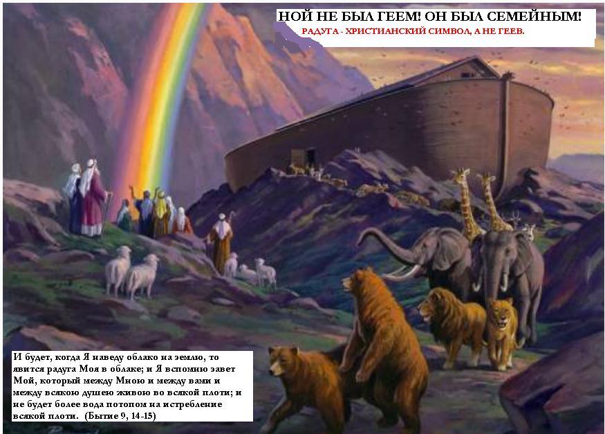 Ной радуга 2