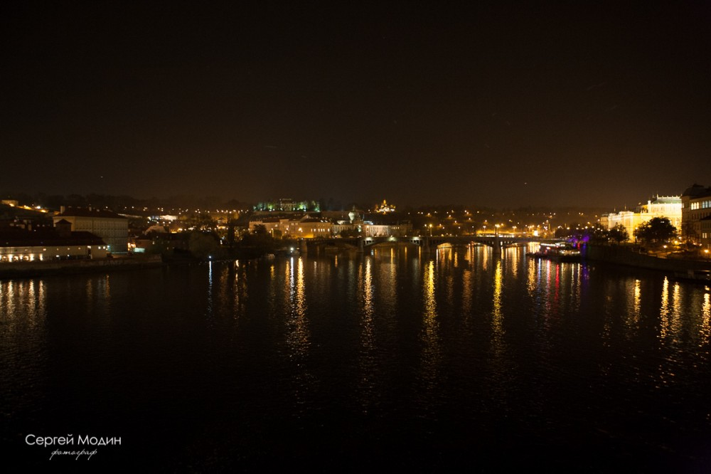 Прогулки по Праге