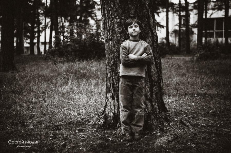 портреты детей часть первая