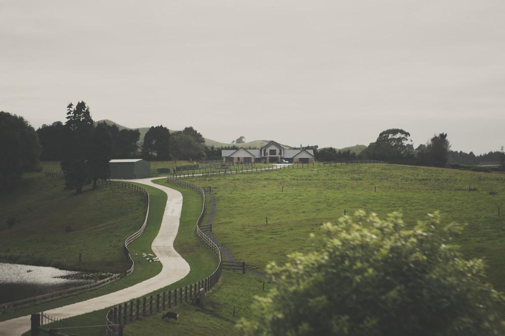 Пейзажи - Новая Зеландия