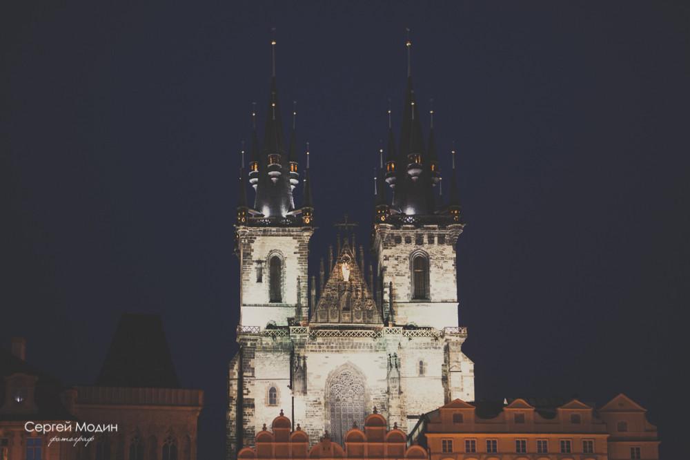 Архитектура в Праге