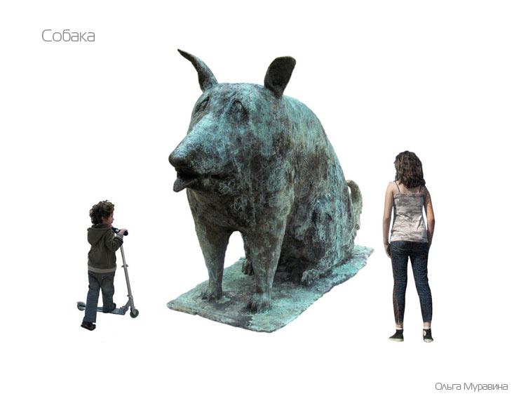 муравина оля, Победитель конкурса скульптур в Олимпийский парк в Сочи