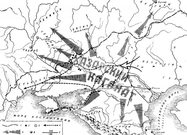 Картинки по запросу хазарский каганат