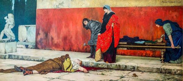 Смерть Нерона и рождение модерна