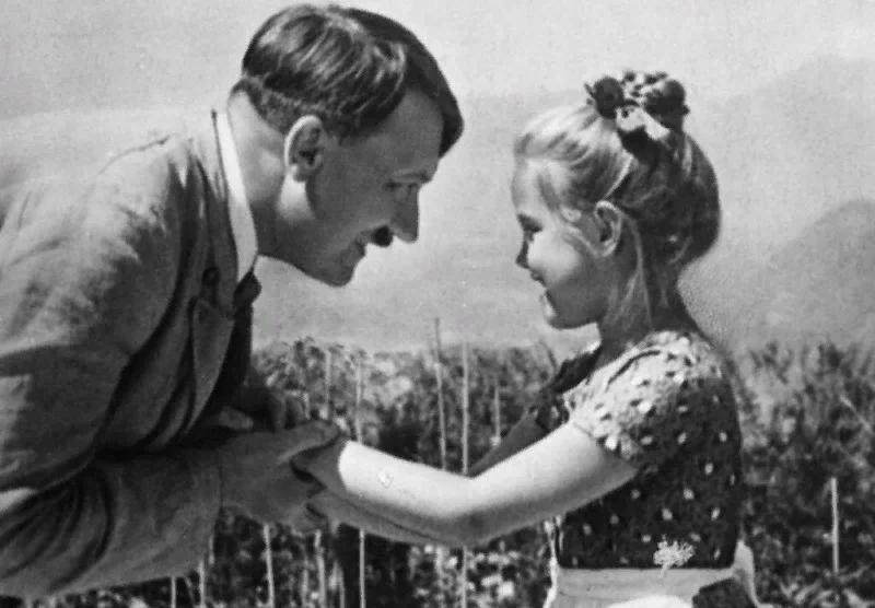 Их разлучил Борман: История о Гитлере и еврейской девочке