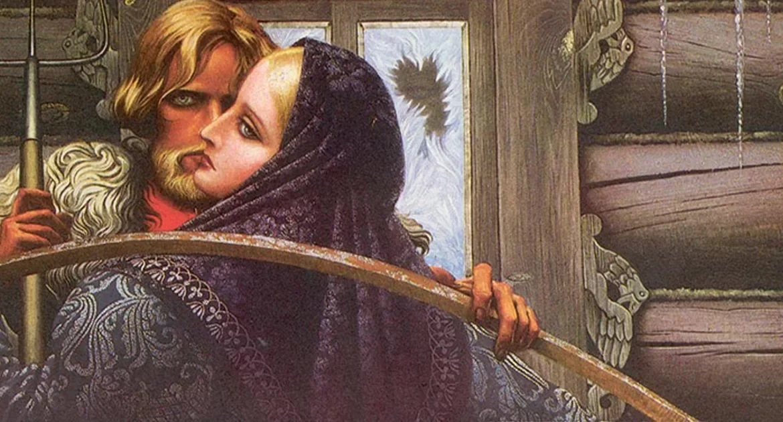 Любовь в древней Руси