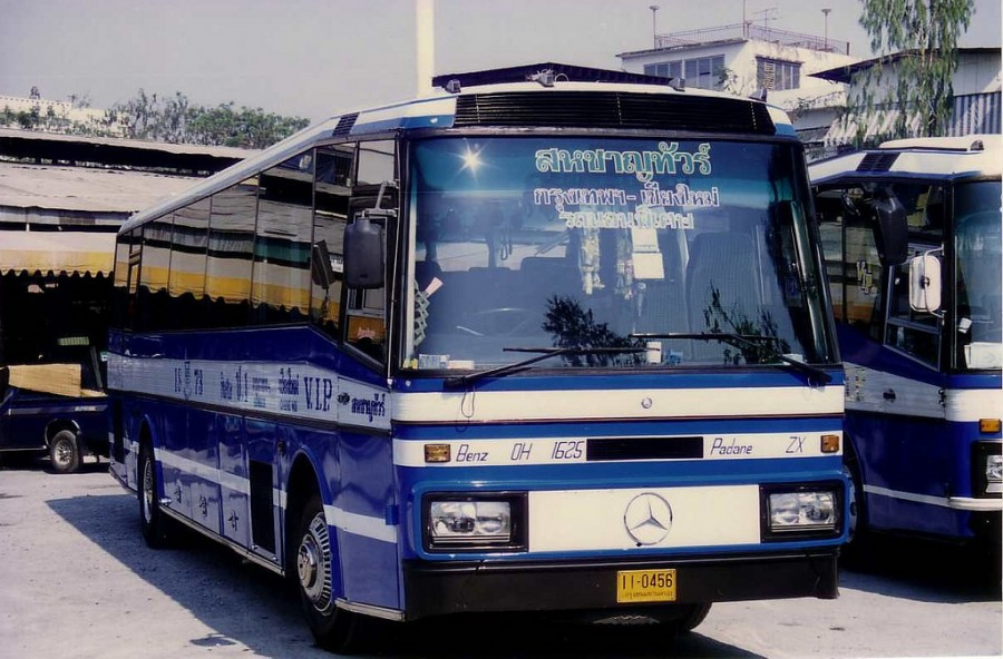 Thailand - Chiang Mai1989Mercedes-Benz OH1625
