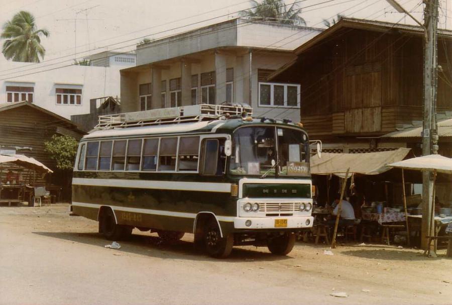 1985Wiang, Chiang Rai, Thailand