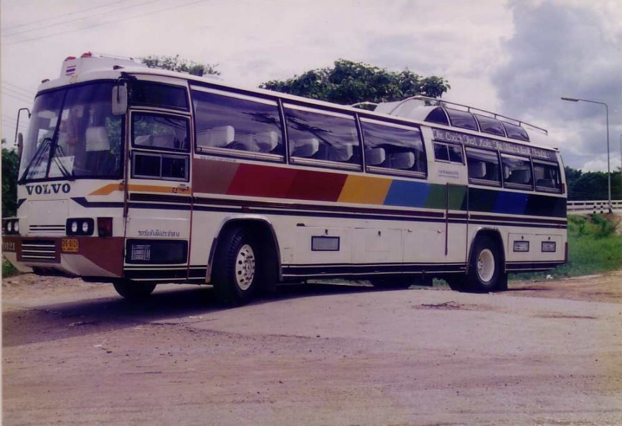 Thailand - Chiang Mai1990