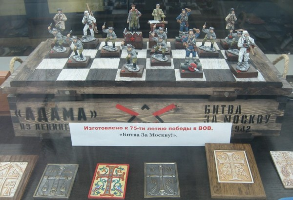 шахматСовок