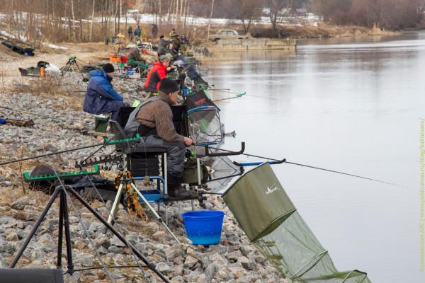 рыбалка в районе ними твери